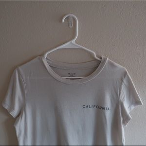 Madewell Radio California Tee